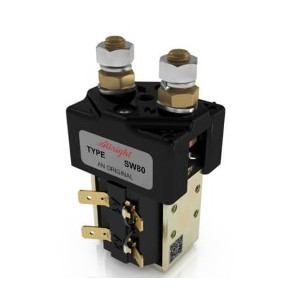 SW80-6 Contactor 24V CO