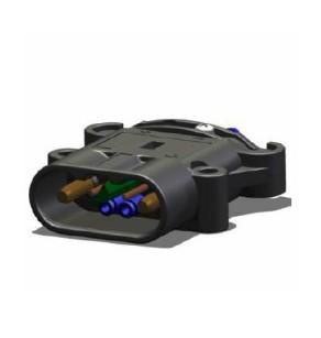 95199-10 Conector Macho 35mm
