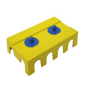 738N3P05 Protector distribuidor doble