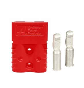 6802G1 Conector SB120 rojo