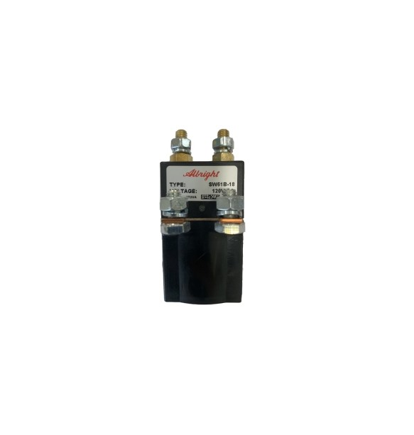 SW61B-18 Contactor 120V CO
