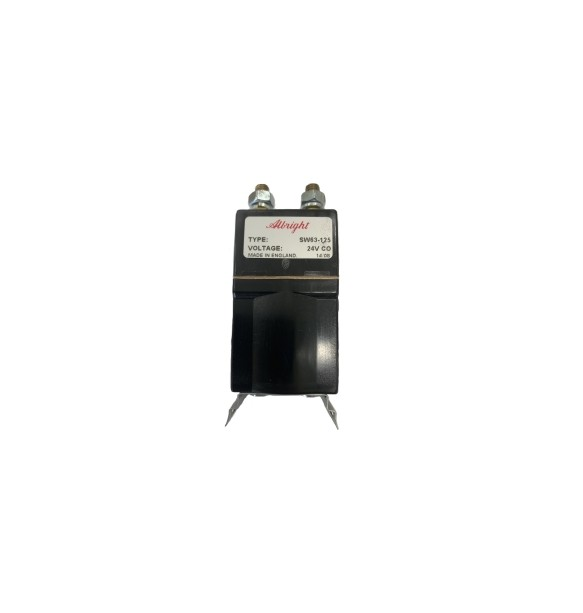 SW63-125 Contactor 24V CO C
