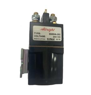 SW60A-262 Contactor 80A 24V CO esp