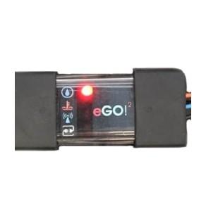 eGO2-12QE Monitor historial batería
